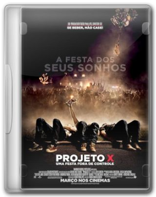 Capa do Filme Project X