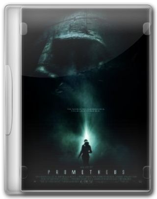 Capa do Filme Prometheus