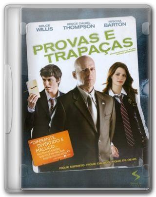Capa do Filme Provas e Trapaças