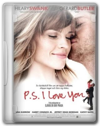 Capa do Filme P S Eu Te Amo