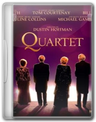 Capa do Filme Quartet