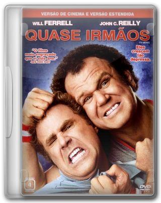 Capa do Filme Quase Irmãos