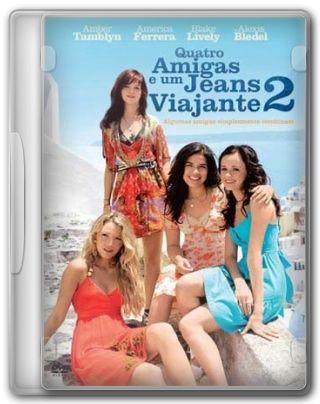 Capa do Filme Quatro Amigas e um Jeans Viajante 2