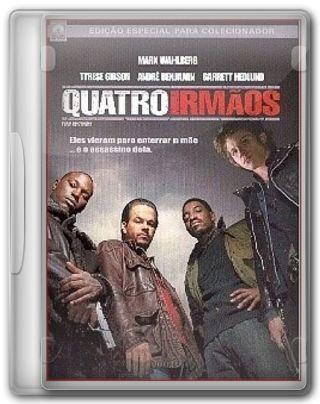 Capa do Filme Quatro Irmãos