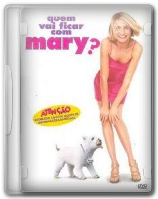 Capa do Filme Quem Vai Ficar Com Mary?