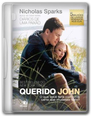 Capa do Filme Querido John