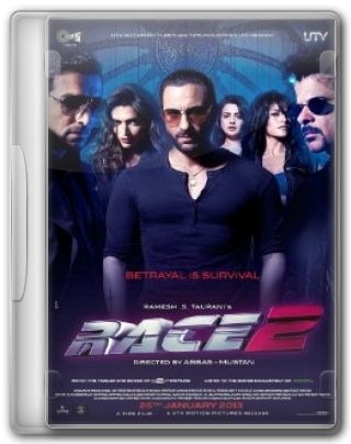 Capa do Filme Race 2