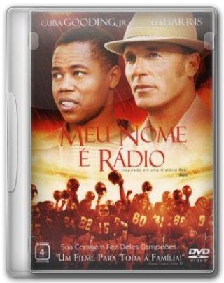 Capa do Filme Meu Nome é Rádio