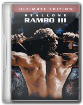 Capa do Filme Rambo III