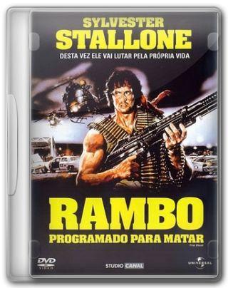 Capa do Filme Rambo Programado Para Matar