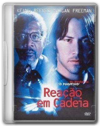 Capa do Filme Reação em Cadeia