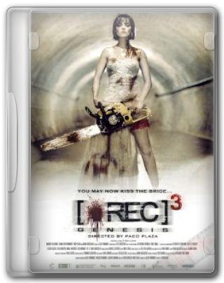 Capa do Filme REC 3 Génesis
