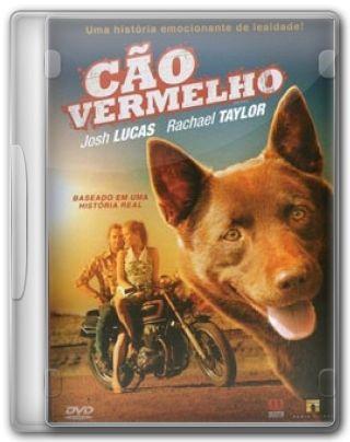Capa do Filme Cão Vermelho
