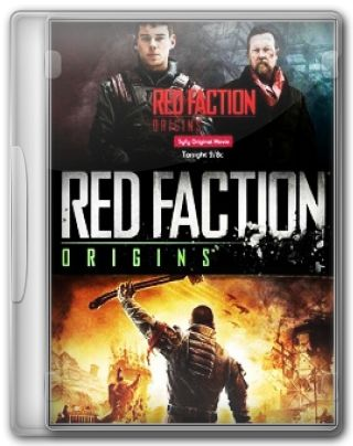 Capa do Filme Red Faction: Origins