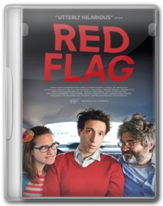 Capa do Filme Red Flag