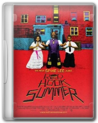 Capa do Filme Red Hook Summer