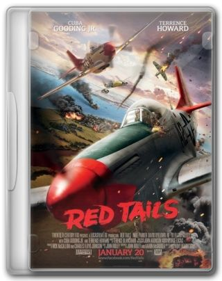 Capa do Filme Red Tails