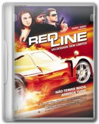 Capa do Filme Redline: Velocidade sem Limites