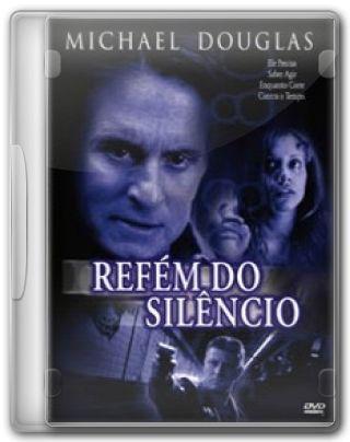 Capa do Filme Refém do Silêncio