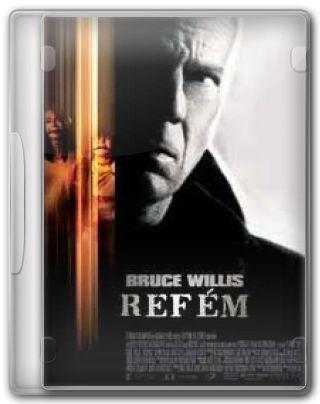 Capa do Filme Refém