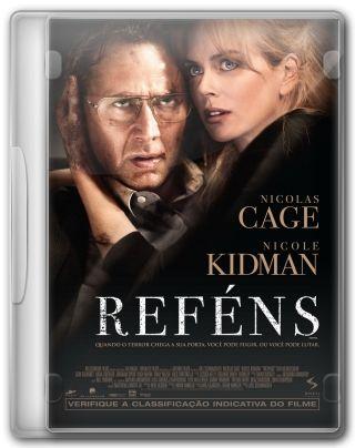 Capa do Filme Reféns