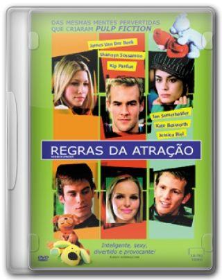 Capa do Filme Regras da Atração