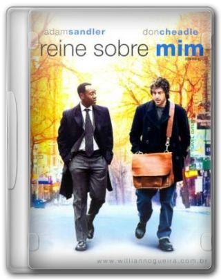 Capa do Filme Reine Sobre Mim