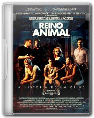 Capa do Filme Reino Animal