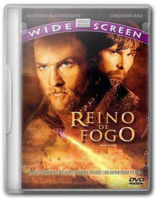 Capa do Filme Reino de Fogo