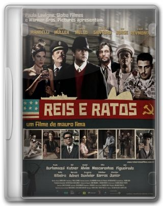 Capa do Filme Reis e Ratos