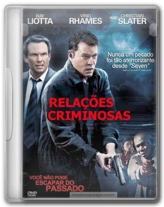 Capa do Filme Relações Criminosas