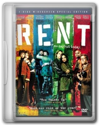 Capa do Filme Rent Os Boêmios