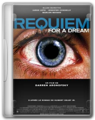 Capa do Filme Réquiem Para um Sonho