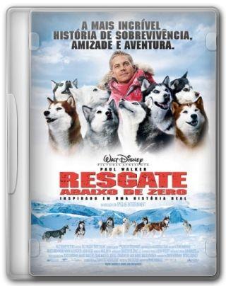 Capa do Filme Resgate Abaixo de Zero