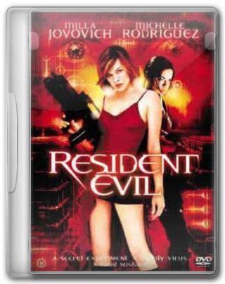 Capa do Filme Resident Evil O Hóspede Maldito