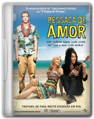 Capa do Filme Ressaca de Amor