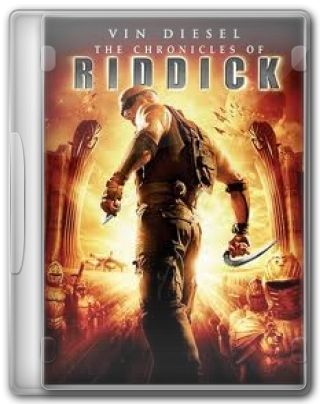 Capa do Filme Riddick