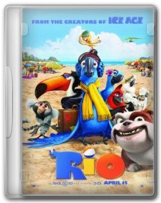Capa do Filme Rio