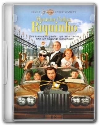 Capa do Filme Riquinho