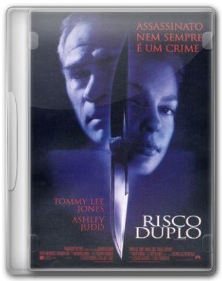 Capa do Filme Risco Duplo