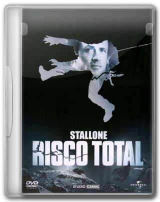 Capa do Filme Risco Total