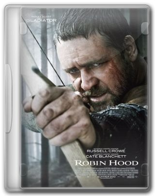 Capa do Filme Robin Hood