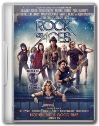 Capa do Filme Rock of Ages