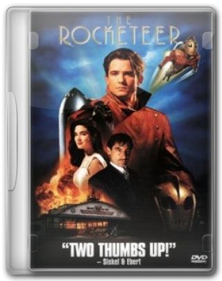 Capa do Filme Rocketeer