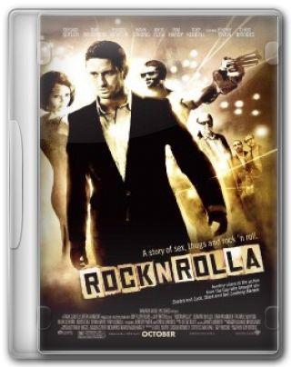 Capa do Filme RocknRolla A Grande Roubada