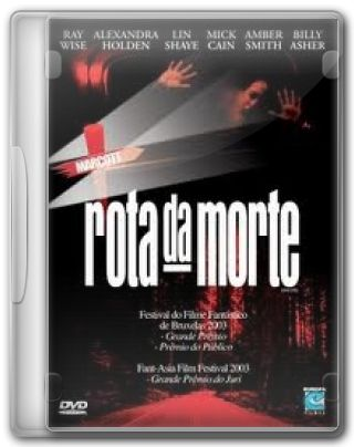 Capa do Filme Rota da Morte