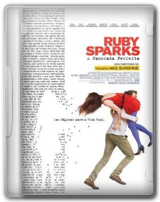 Capa do Filme Ruby Sparks A Namorada Perfeita