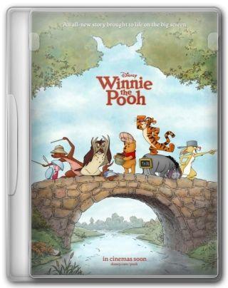 Capa do Filme O Ursinho Pooh