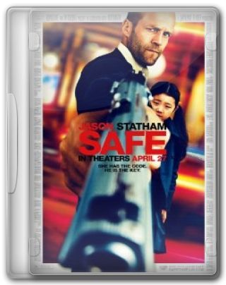Capa do Filme Safe