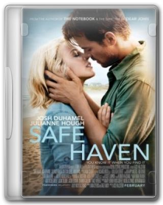 Capa do Filme Safe Haven